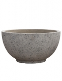 Concrete BOWL GREY