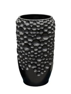 Pot & vaas Soap vase black matt