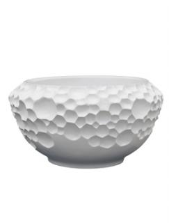 Pot & vaas Soap bowl white gloss