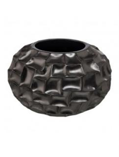 Pot & vaas Shell shapes vase black pearl