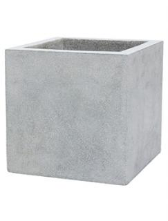 Capi Nature Pot square III light grey