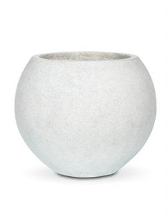 Capi Lux Vase ball I light grey