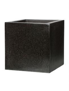 Capi Lux Pot square III black