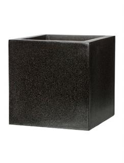 Capi Lux Pot square IV black