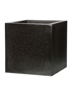 Capi Lux Pot square VII black