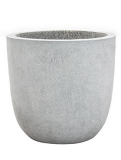 Capi Lux Egg planter III light grey