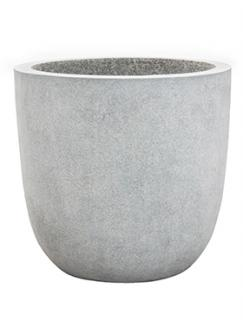 Capi Lux Egg planter IV light grey