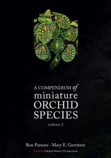 A Compendium of Miniature Orchid Species Vol. 2